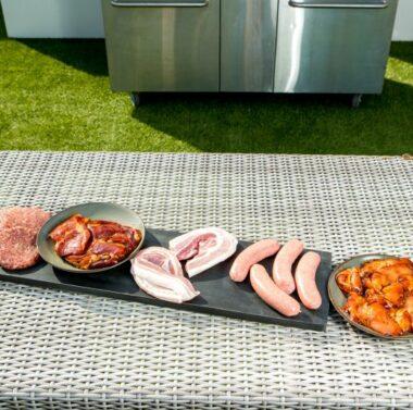 BBQ Meatlovers Bestelbox