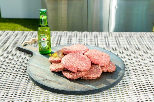BBQ BurgerKing Bestelbox #2