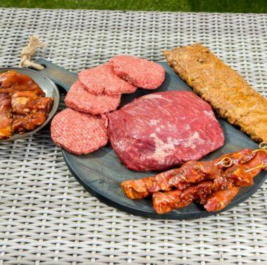 BBQ Grillmaster Luxe Bestelbox