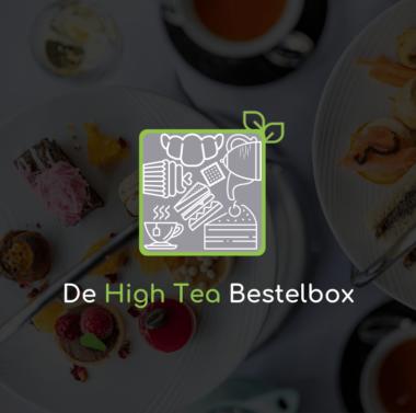 High Tea Bestelboxen