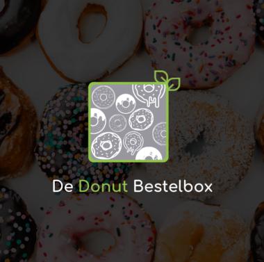 Donut Bestelboxen