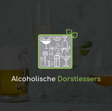 Alcoholische Dorstlessers