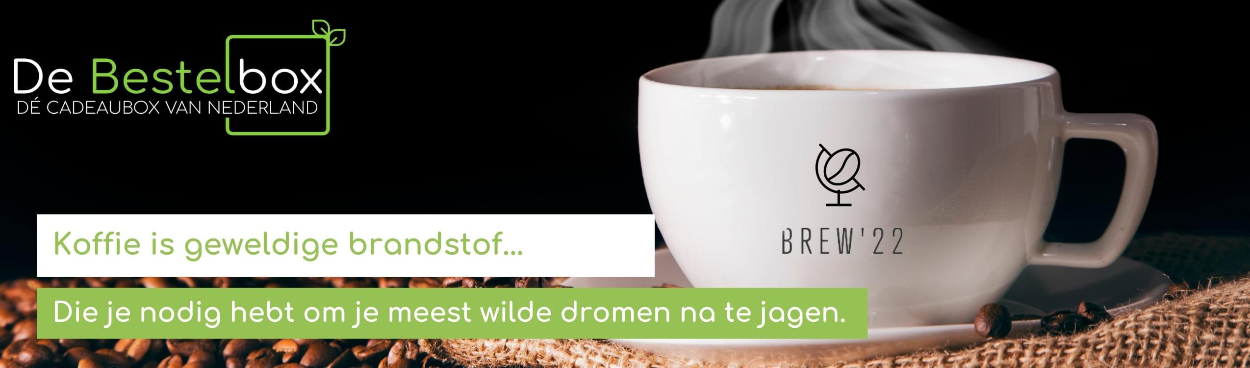 Brew ´22 Koffie van De Bestelbox