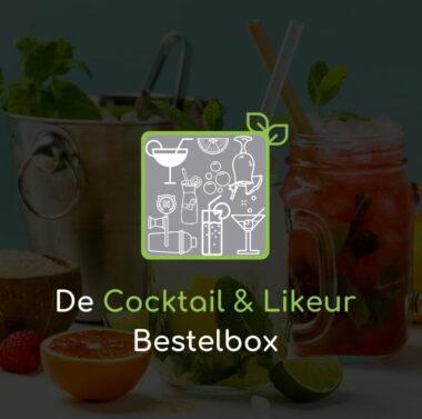 Cocktail & Likeur Bestelboxen